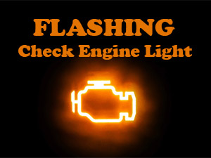 Flashing Check Engine Light >> Check Engine Light Flashing Or Blinking Vista Workmans